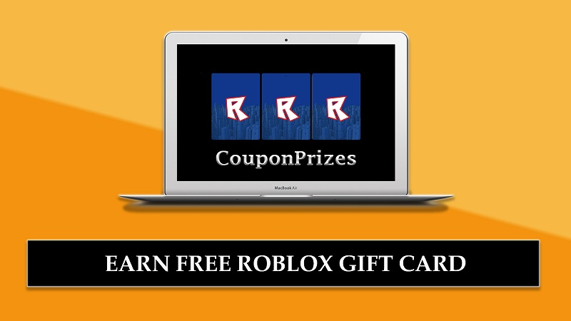 Earn Free Roblox Gift Card Codes 2020 Couponprizes